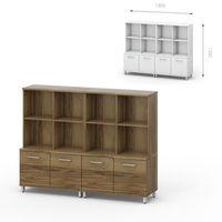 Комплект офисной мебели Джет-17 фото 1