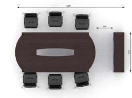 Комплект кабинета Ньюмен 5 фото 2
