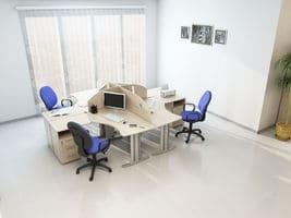 Комплект офисной мебели Техно-4 фото 3