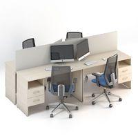 Мебель для персонала Сенс, комплект 8 фото 1