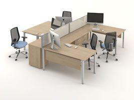 Комплект офисной мебели Озон 6