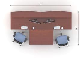 Комплект мебели Артибут-11 фото 3