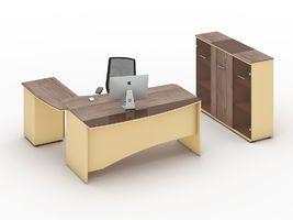 Комплект кабинета руководителя Флэш-1 фото