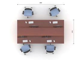 Комплект мебели Артибут-8