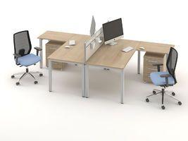 Комплект офисной мебели Озон 2 фото 1