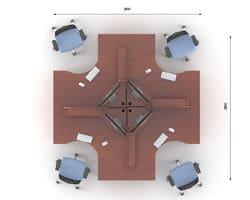 Комплект мебели Артибут-5 фото 2