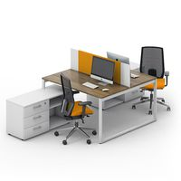Комплект офисной мебели Джет-4 фото 1