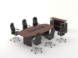 Конференц стол, комплект Эйдос 4 фото