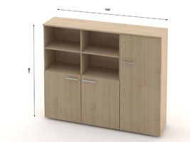 Комплект офисной мебели Озон 13