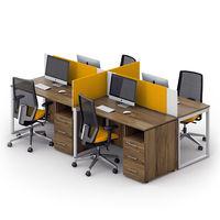 Комплект офисной мебели Джет-16 фото 1