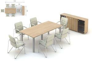 Стол конференционный K1.08.20 фото 7