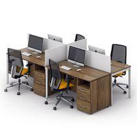 Комплект офисной мебели Джет-15 фото 1