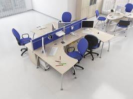 Офисный стол T1.12.16 фото 2