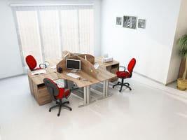 Комплект офисной мебели Техно-4 фото 5