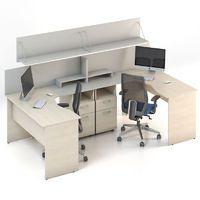 Мебель для персонала Сенс, комплект 4 фото