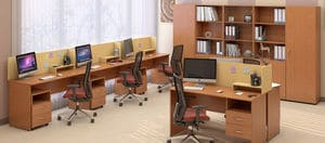 Мебель для персонала Сенс, комплект 7 фото 6