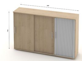 Комплект офисной мебели Озон 11 фото 1
