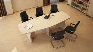 Конференц стол Идеал, комплект 4 фото 6