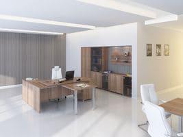Офисный стол для руководителя K1.00.20 фото 7