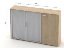 Комплект офисной мебели Озон 12