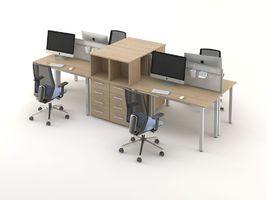 Комплект офисной мебели Озон 8