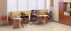 Мебель для персонала Сенс, комплект 6 фото 6