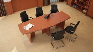 Конференц стол Идеал, комплект 4 фото 5
