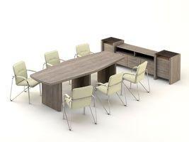 Конференц стол Идеал, комплект 4 фото 1