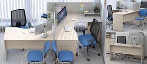 Мебель для персонала Сенс, комплект 5 фото 4