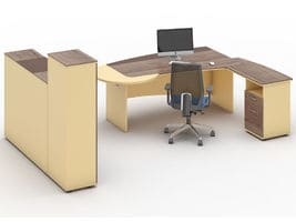 Комплект кабинета руководителя Флэш-2 фото 2