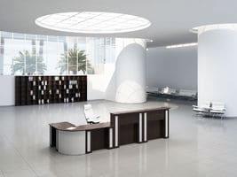 Ресепшн стол M1.00.12 фото 4