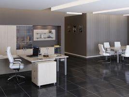 Офисный стол для руководителя K1.00.20 фото 9