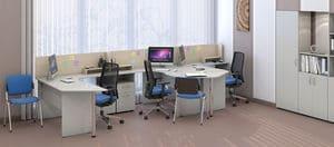 Мебель для персонала Сенс, комплект 1 фото 5
