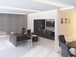 Офисный стол для руководителя K1.00.20 фото 8