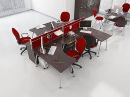 Офисный стол T1.12.16 фото 3