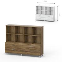 Комплект офисной мебели Джет-18 фото
