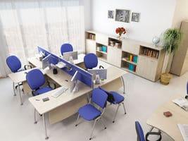 Офисный стол T1.12.16 фото 4