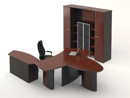 Комплект кабинета Эйдос 3 фото