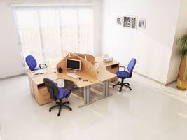 Комплект офисной мебели Техно-5 фото 7