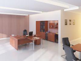 Офисный стол для руководителя K1.00.20 фото 5