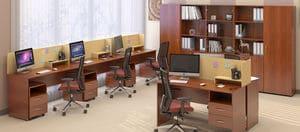 Мебель для персонала Сенс, комплект 7 фото 7