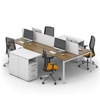 Комплект офисной мебели Джет-7 фото 1