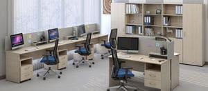 Мебель для персонала Сенс, комплект 7 фото 3
