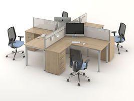 Комплект офисной мебели Озон 5