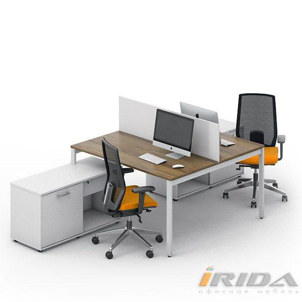 Комплект офисной мебели Джет-3 фото