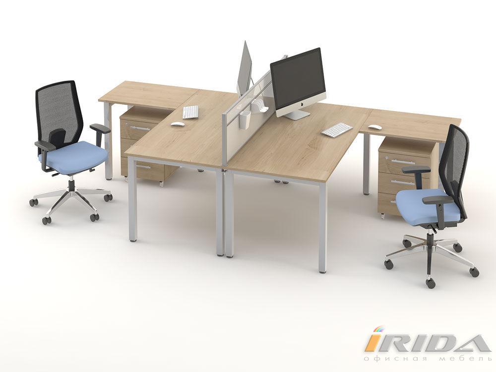 Комплект офисной мебели Озон 2 фото