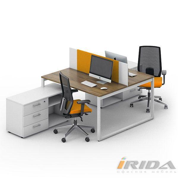 Комплект офисной мебели Джет-4 фото