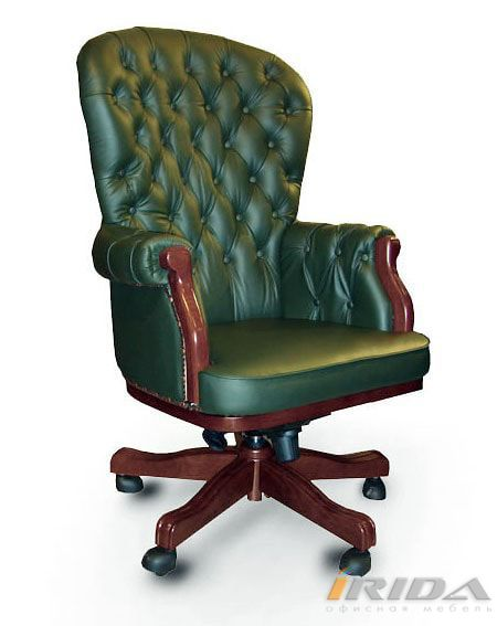 Кресло Честерфилд  фото