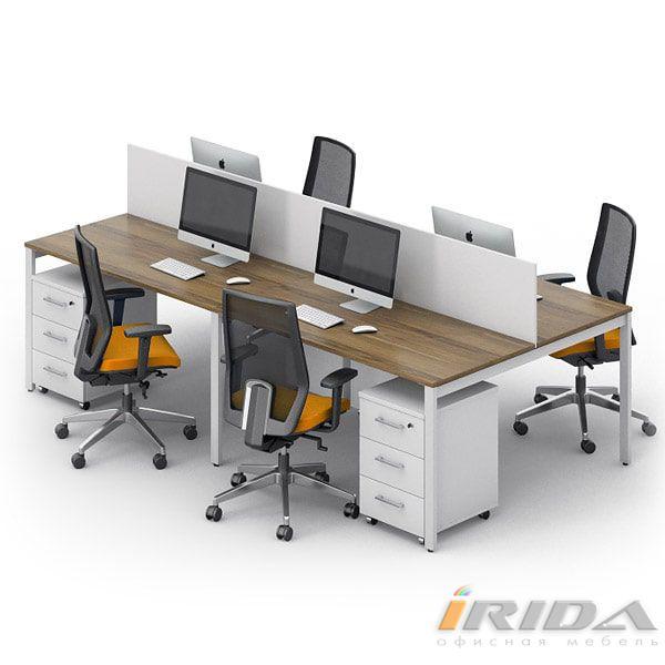 Комплект офисной мебели Джет-11 фото
