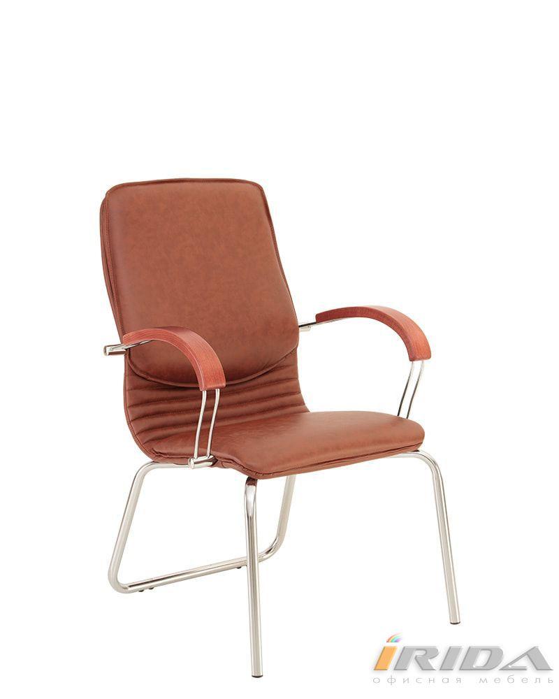 Кресло Нова CF wood хром фото